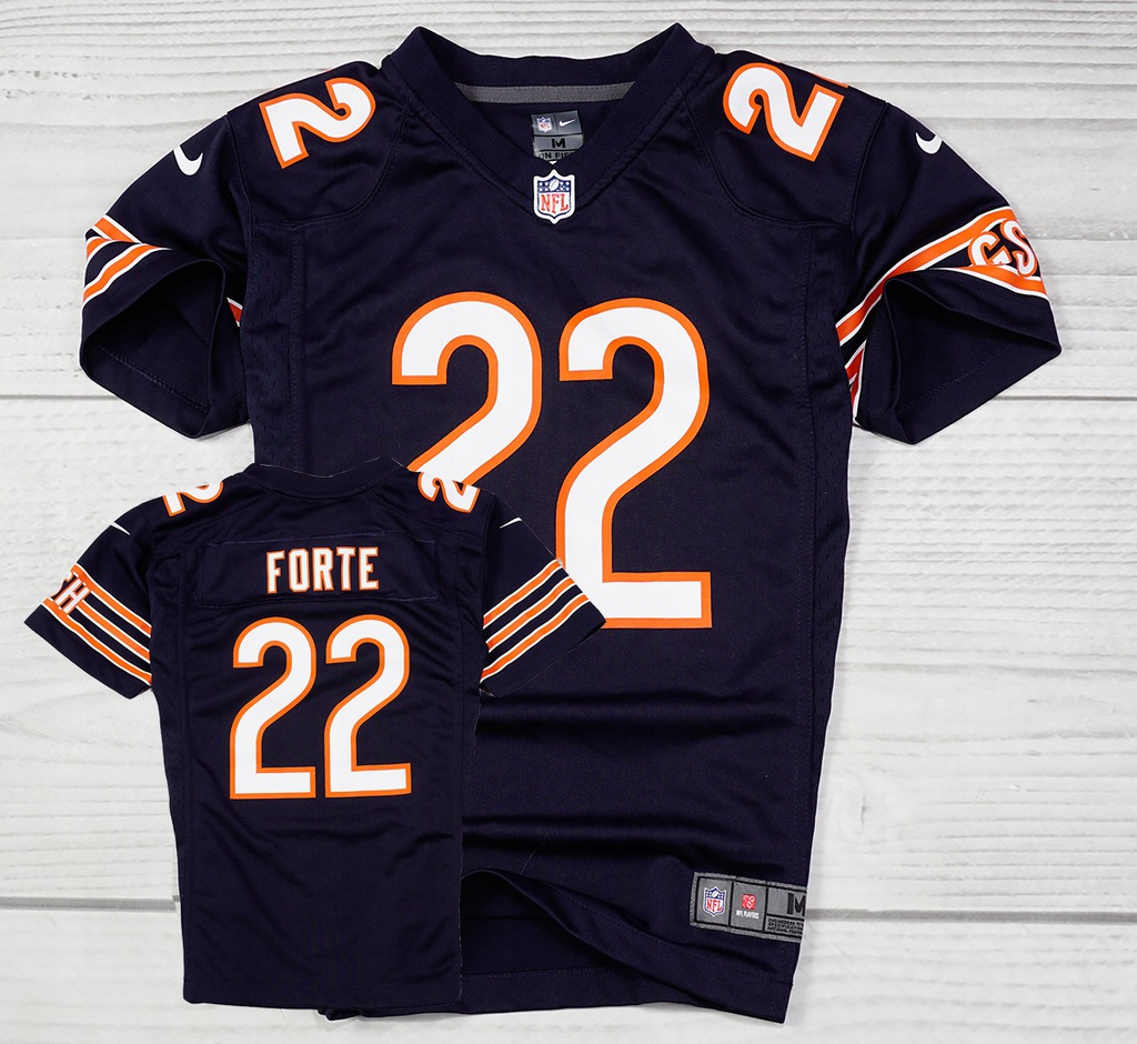 NIKE Chicago Bears _ KOSZULKA _ T-SHIRT _ FORTE