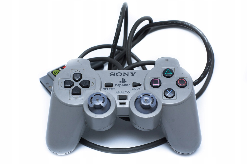 Pad do PSX PS ONE PS2 Playstation Controller