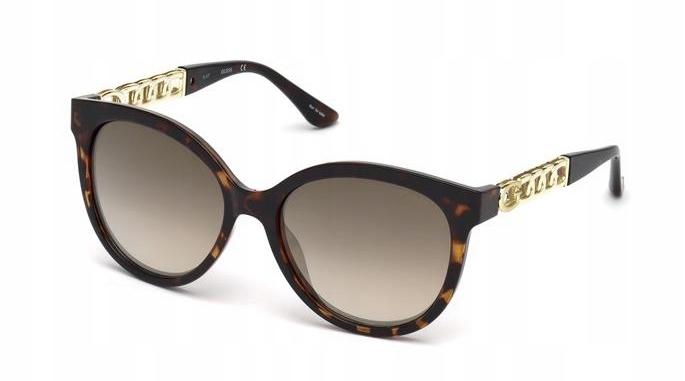 Okulary GUESS GU7570 oryginalne przeciwsłoneczne
