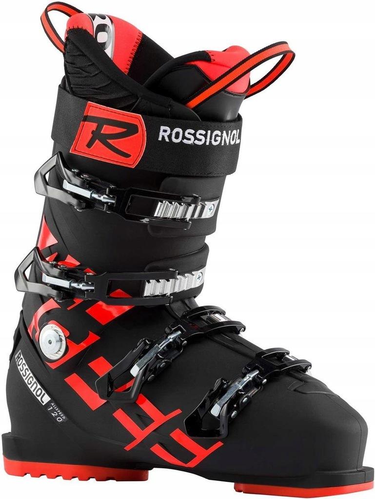 Buty narciarskie Rossignol Allspeed 120 Czarny 27/