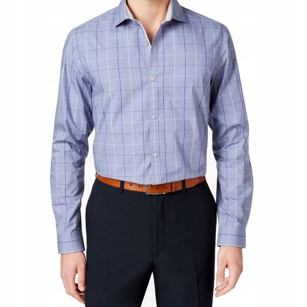 Calvin Klein koszula S slim fit bez prasowania BCM