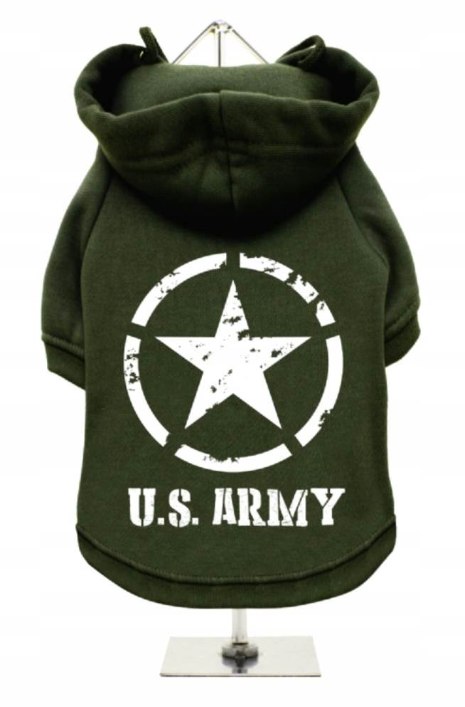 URBAN PUP Bluza dla psa U.S Army roz. XS