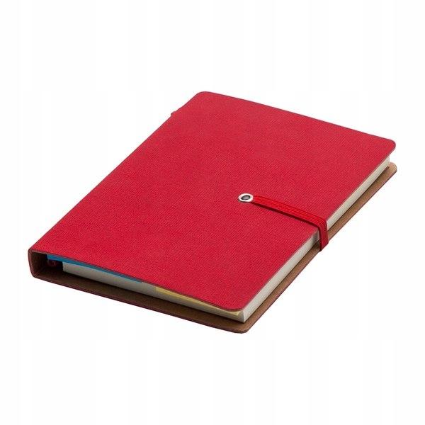 Notes 90x140/70k linia Como, czerwony