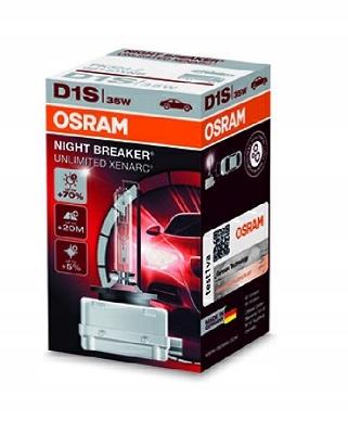 Żarówka, reflektor dalekosiężny OSRAM 66140XNB