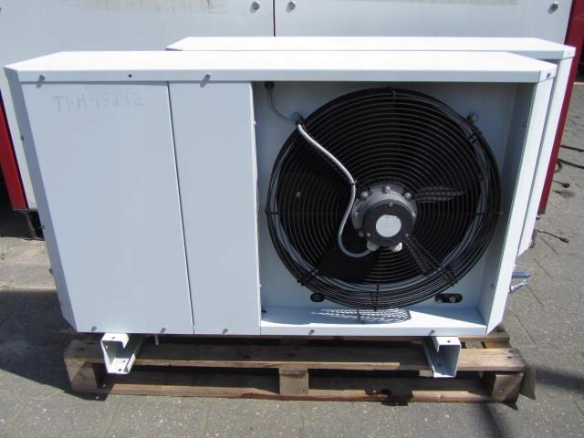 AGREGAT CHŁODNICZY CICHY TAJ4517Z / 2,6 kW/-5*C