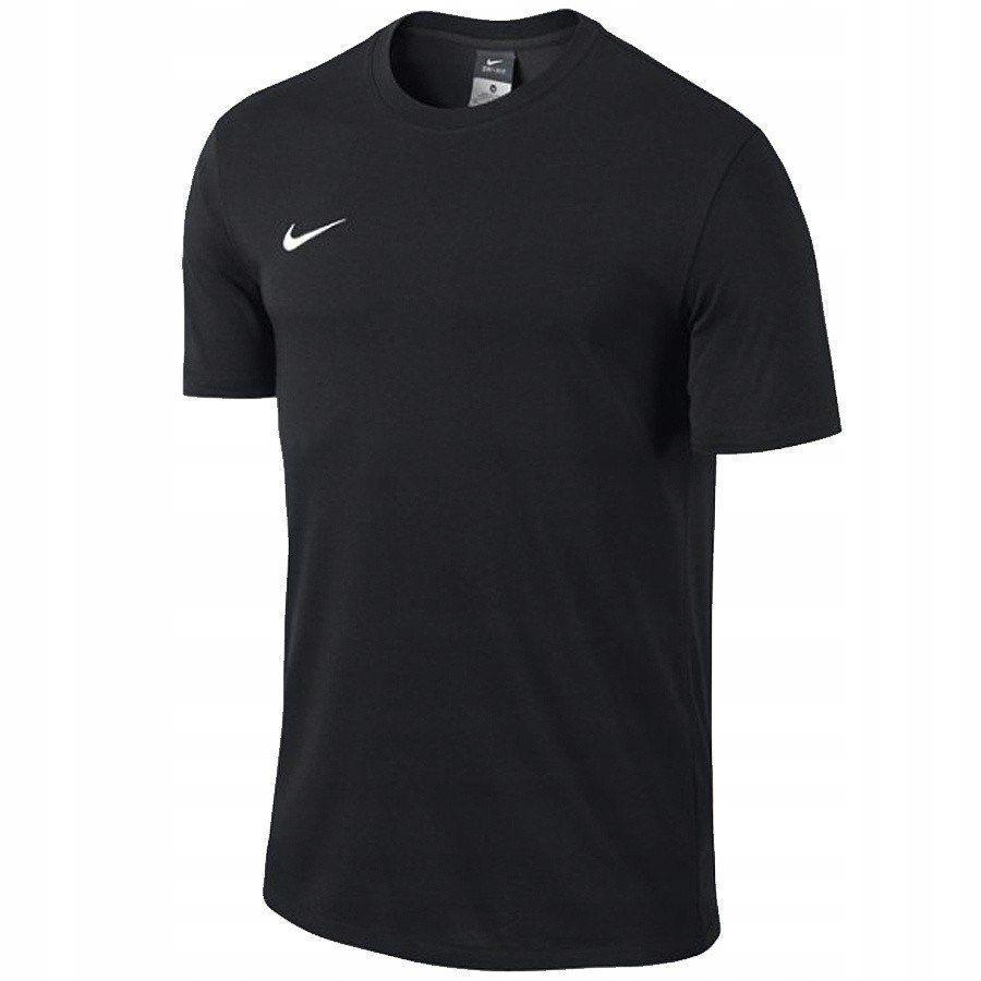 Koszulka Chłopięca Nike Team czarn M 137-147 cm