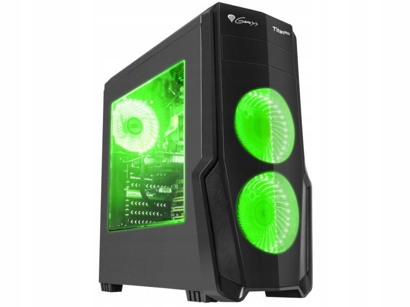 DLA GRACZA i5-8400 GTX1060 3GB,16GB, 1T HDD+SSD