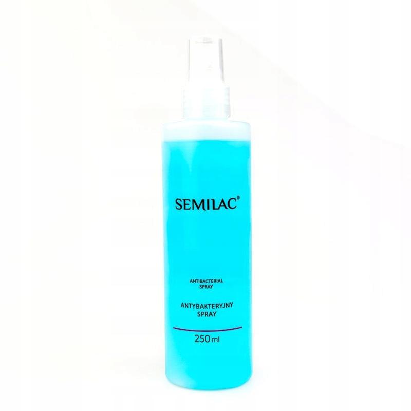 Semilac płyn antybakteryjny spray 250ml