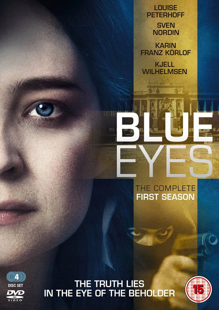 BLUE EYES SEASON 1 [4DVD]