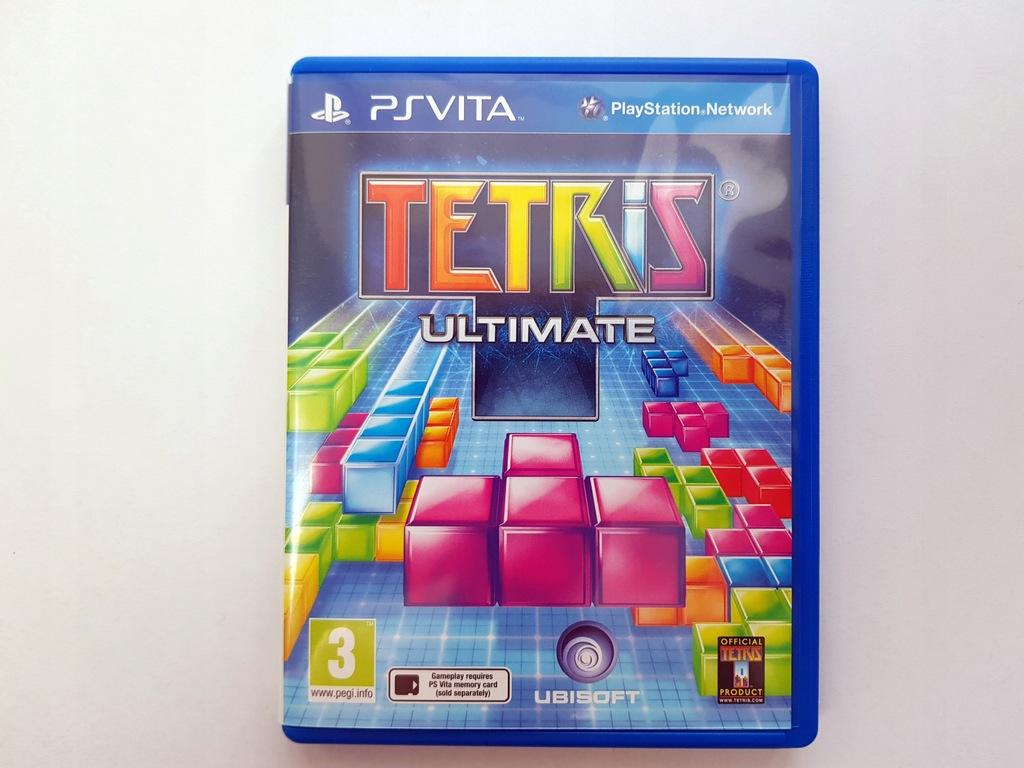 Tetris Ultimate Vita
