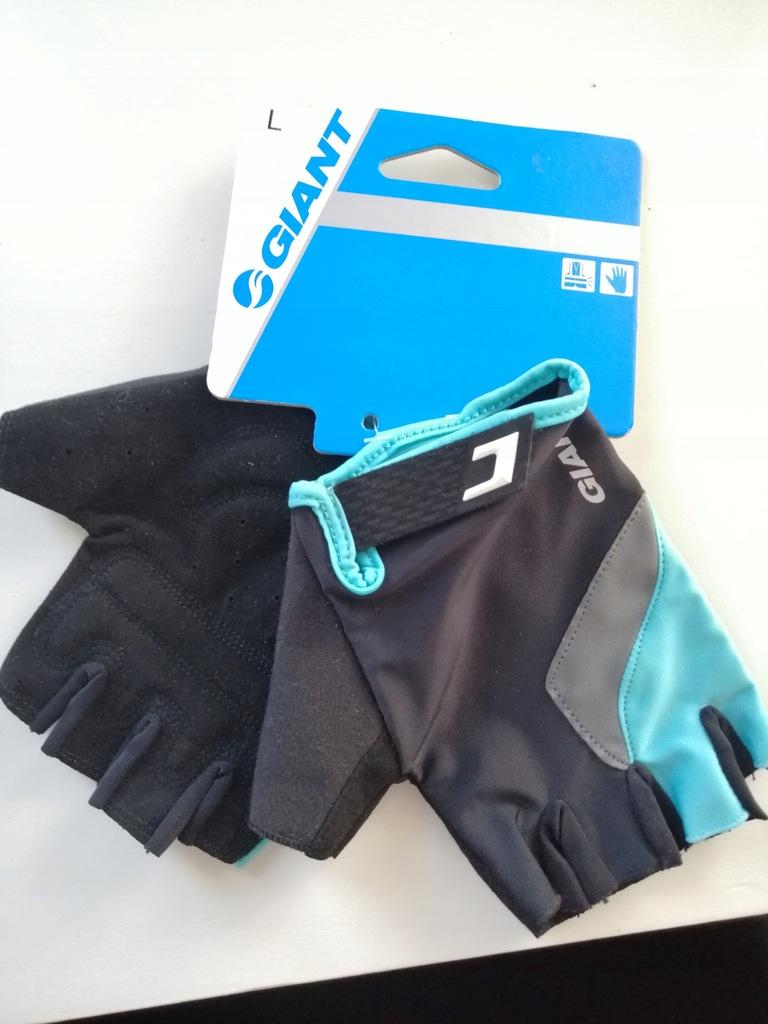 Rękawiczki rower/siłownia GIANT roz.L