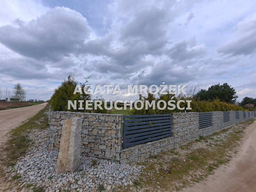 Działka, Brzezia Łąka, Długołęka (gm.), 4386 m²