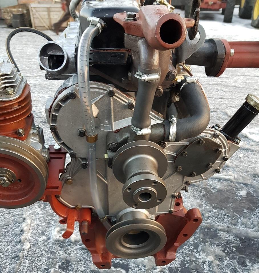 Silnik Perkins Kompletny Ursus C 360 3p 9583753757 Oficjalne Archiwum Allegro