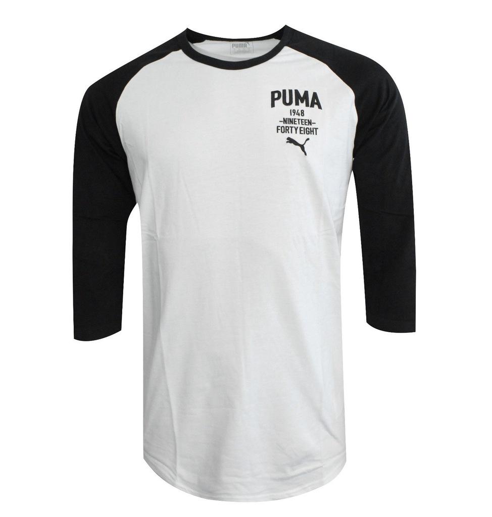 Bluzka Puma 834705 02 Style ATHL Baseball Tee r. M