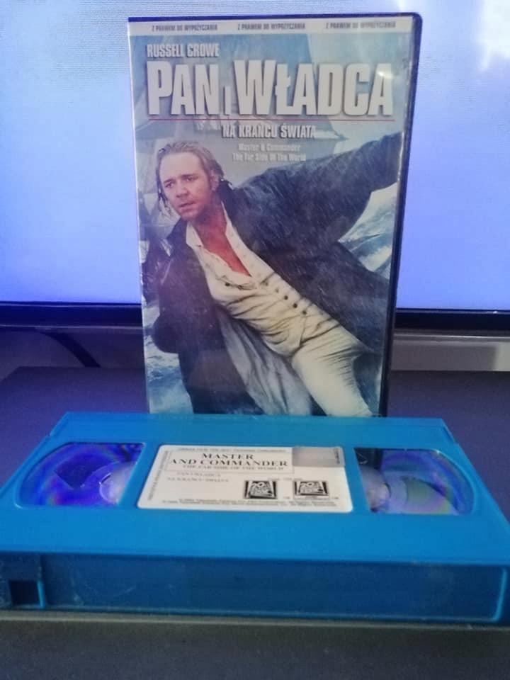 Pan i władca: Na krańcu świata - VHS