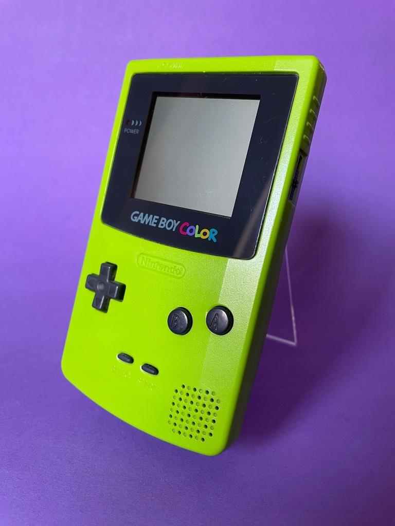 Nintendo Game Boy Color ORYGINAŁ