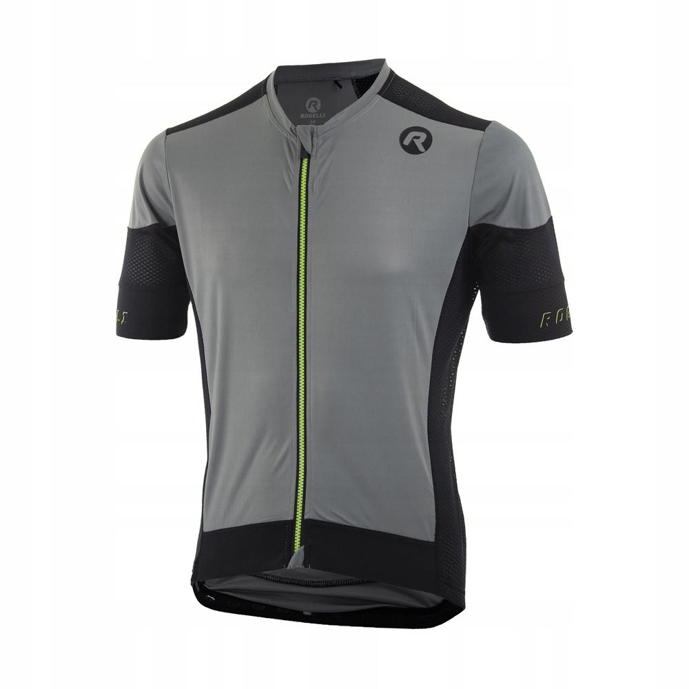 ROGELLI RISE koszulka rowerowa męska XXL