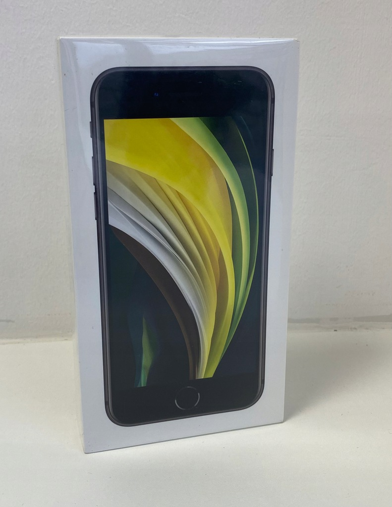 Smartfon Apple iPhone SE 2020 3GB/128GB czarny