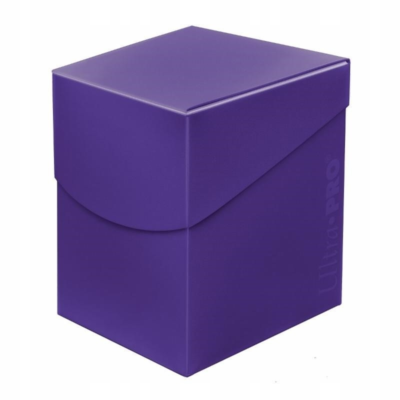 Ultra-Pro Deck-Box Eclipse Pro 100+ Fioletowy