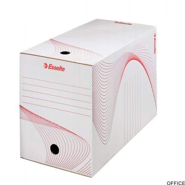 Pudło archiwizacyjne ESSELTE BOXY 200mm białe 1287