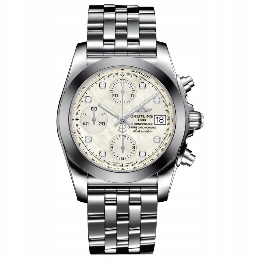 Breitling Chronomat 38 z 34 000 zł -16%