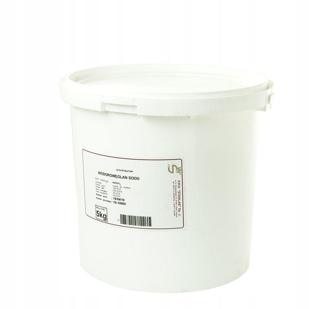 Wodorowęglan Sodu CZDA 5kg Stanlab