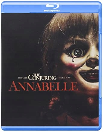 Annabelle Blu-Ray Ang. Wer.