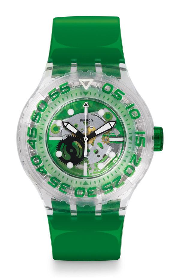 Zegarek Swatch MIN-TINI SUUK104 Scuba Libre
