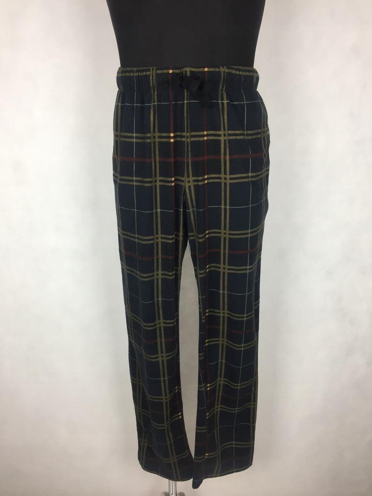 Next męskie spodnie od piżamy w kratę M *PW262*