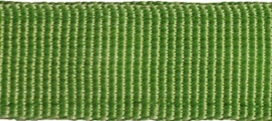 Kpl. smycz/obr. gład. Happet zielony 2.5cm SU44