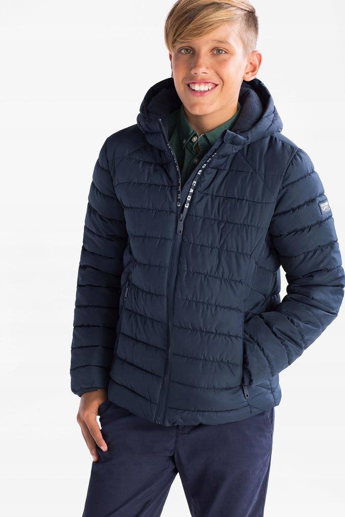 C&A - ciepła kurtka na jesień - 164 cm.