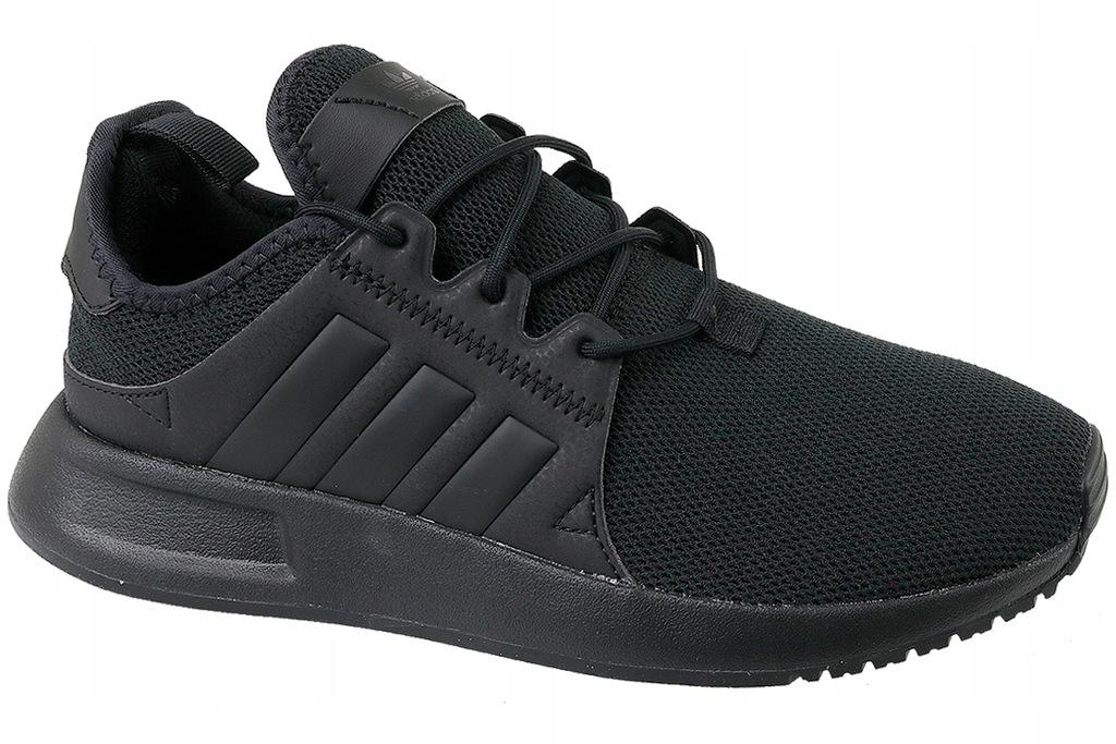 Buty Damskie Sportowe adidas X_plr J BY9879 Czarne Ceny i