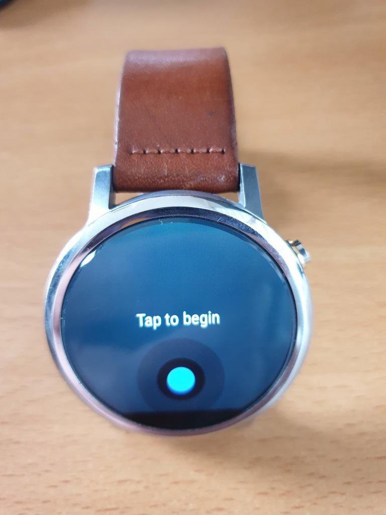 Zegarek Smartwatch Motorola Moto 360 2nd gen 46mm