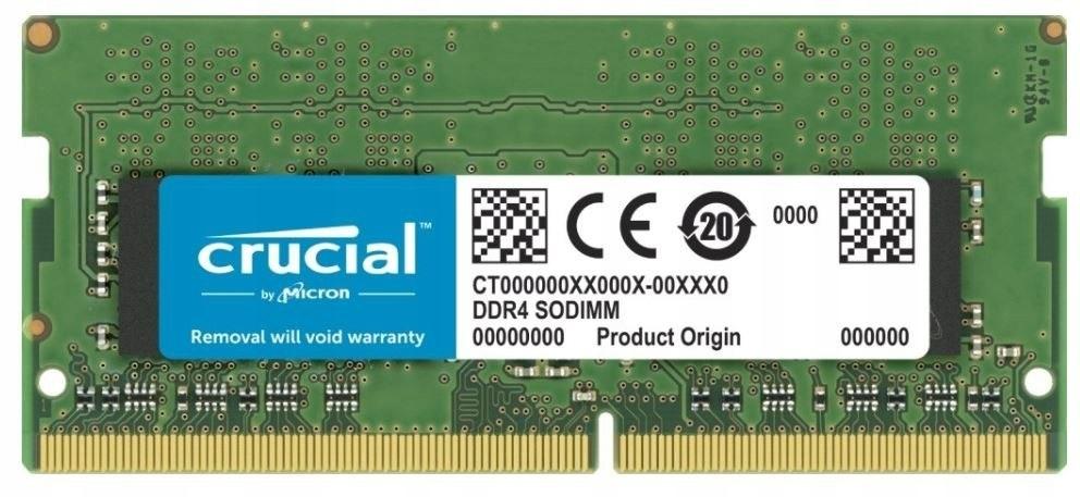 Pamięć DDR4 SODIMM 8GB/3200