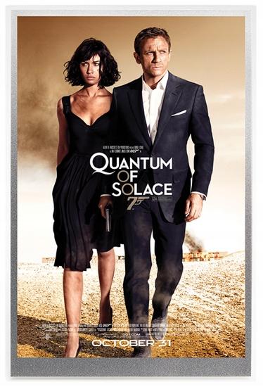 007 Quantum of Solace 5g Srebra 2020 Srebrna Folia
