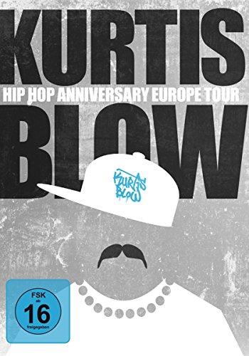 DVD Kurtis Blow Hip Hop Anniversary..