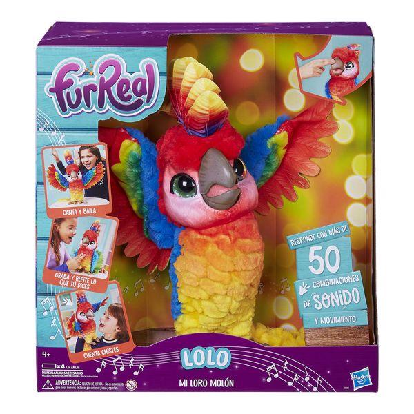 FurReal Friends Lolo Moja Papuga Hasbro