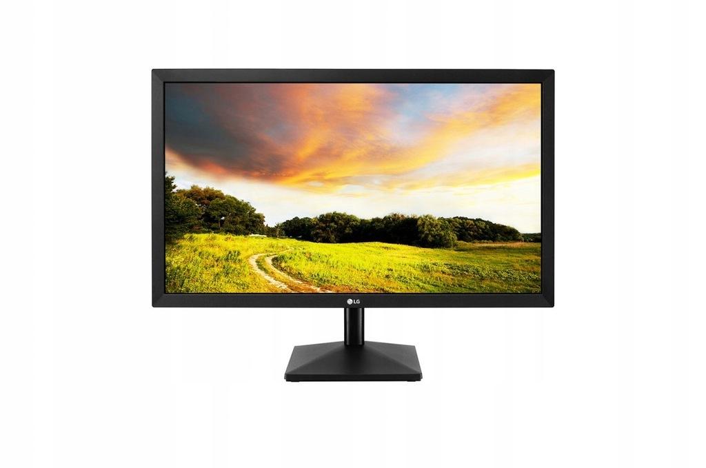 LG Electronics Monitor 21.5 22MK400H-B