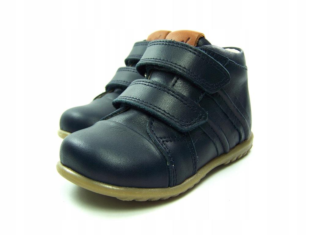 EMEL 1084 -4 dobre buty chłopięce 23 roczki