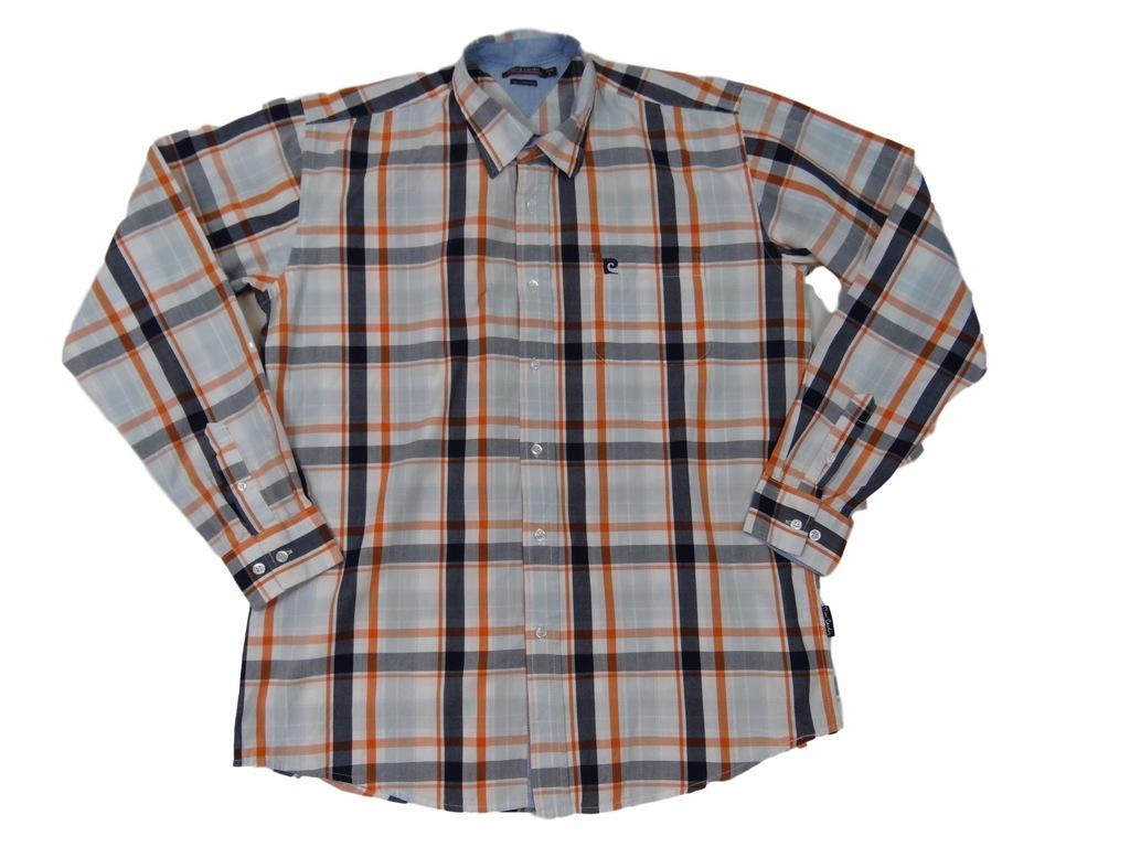 2A Męska bawełniana koszula PIERRE CARDIN r.L