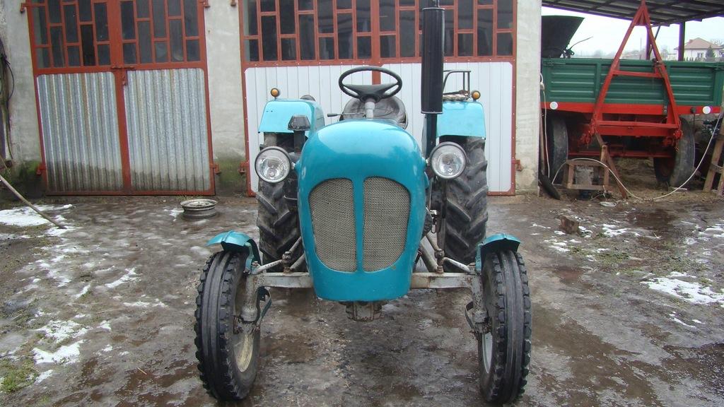 Ciagnik Ursus C 328 7820235726 Oficjalne Archiwum Allegro