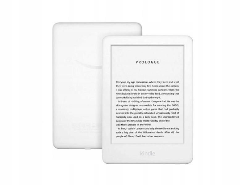 Czytnik e-booków KINDLE 10 (2019) 4GB z reklamami