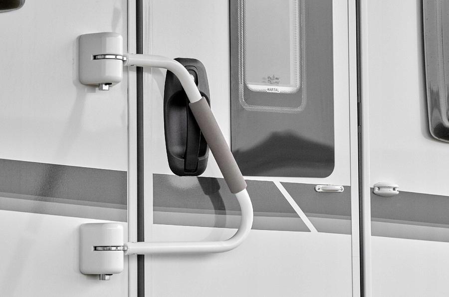 Poręcz, blokada Thule Security Handrail Standard