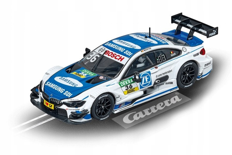 Pojazd Digital BMW M4 DTM M Martin No 36