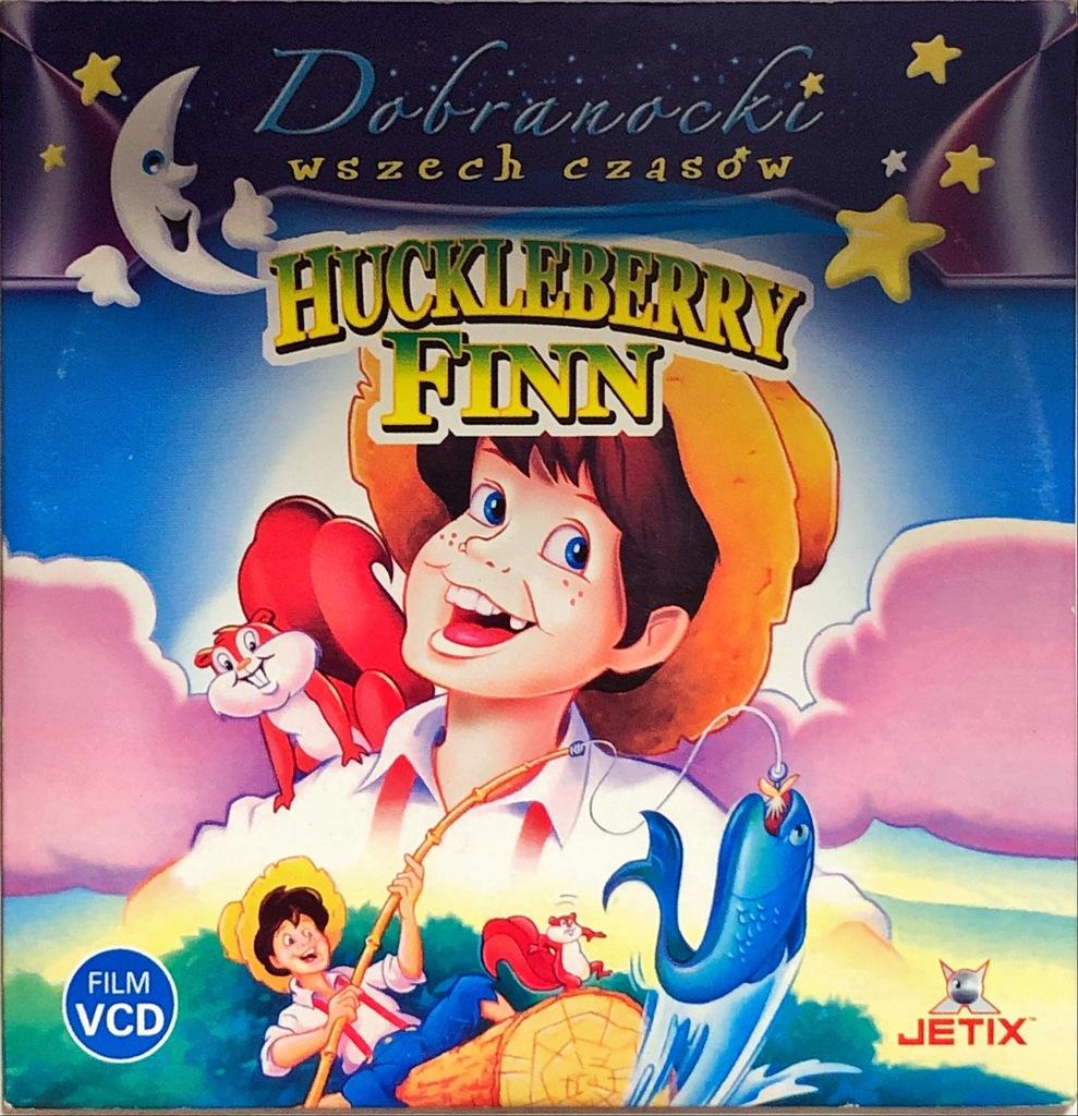 VCD HUCKLEBERRY FINN