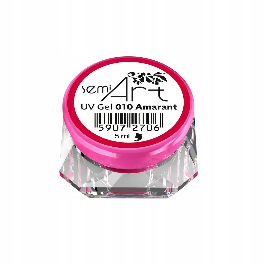 Semilac Semi Art UV lakier żelowy do zdobień 010