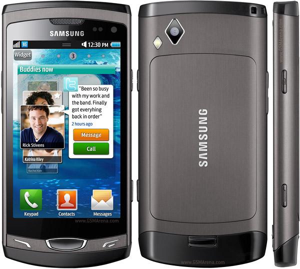Samsung S8530 Wave 2 Czarny Gwar 3 Msc F Vat23 7371703377 Oficjalne Archiwum Allegro