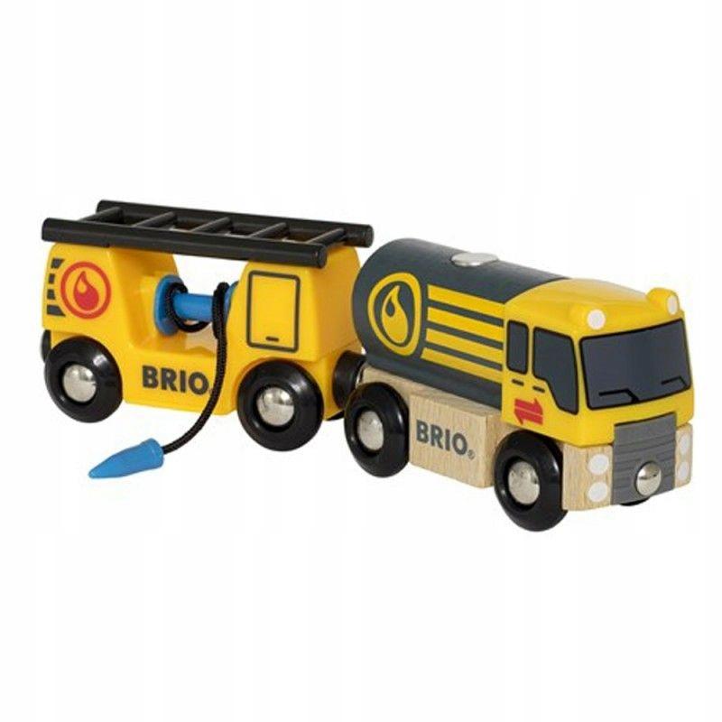 BRIO 33907 Cysterna z wagonem