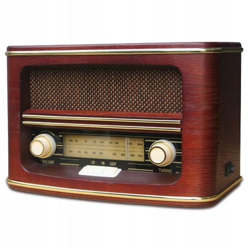 Radio retro CAMRY CR1103 (kolor drewna)