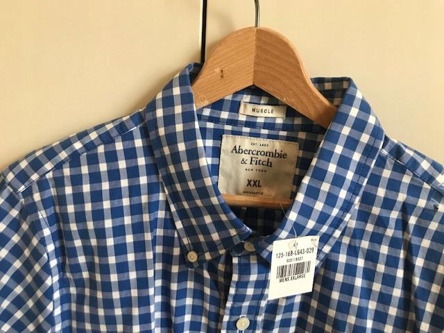 Koszula męska Abercrombie & Fitch nowa